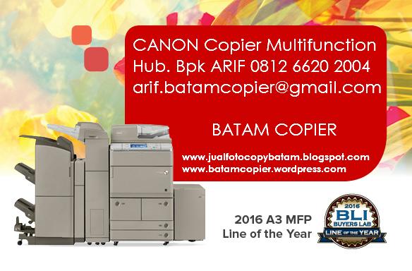 Fotocopy Batam CANON Copier Profile bannner